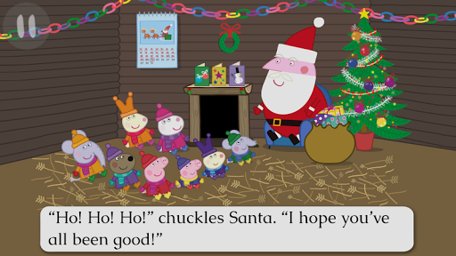 Peppa Pig Book: Christmas Wish  screenshots 2