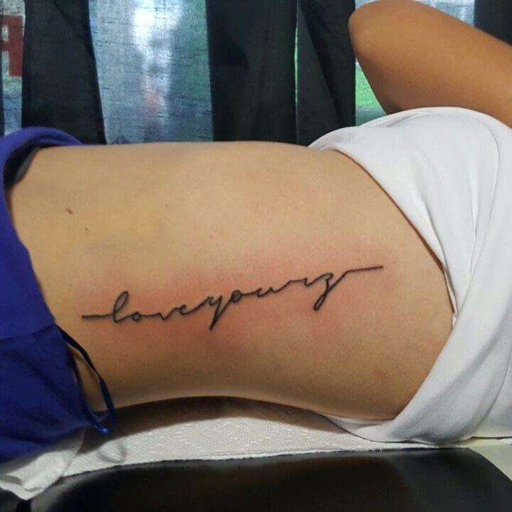 love yourz tattoo free log