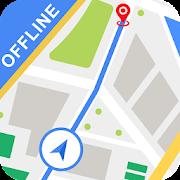 Offline Maps & Navigation : GPS Route Finder
