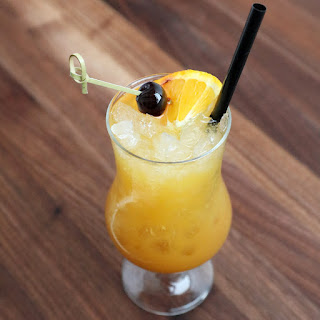 Hurricane Cocktail.