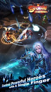 Storm Hunter mod apk