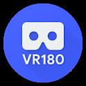 VR180 icon