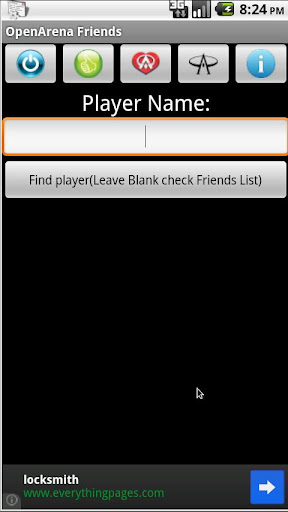 how to check friend finder list
