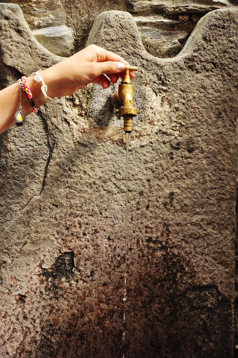 Si prega di chiudere l'acqua! di Ilaria Bertini