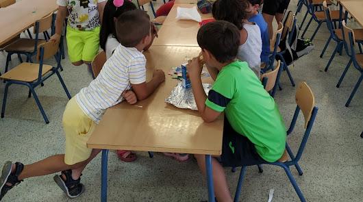 Huércal de Almería tendrá actividades lúdicas y socio-educativas en julio