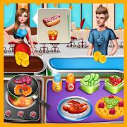 وقت الطبخ - ألعاب الغذاء APK