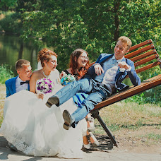 Wedding photographer Lyudmila Fedash (ludafedash). Photo of 29.11.2017