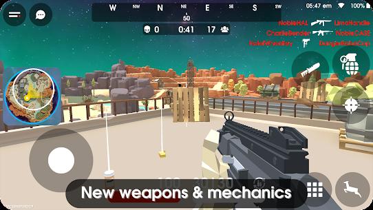 Danger Close – Battle Royale & Online FPS 2