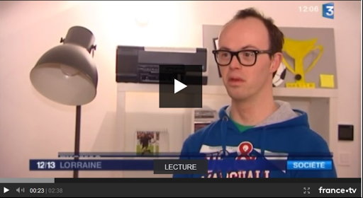 Reportage France 3  Lorraine