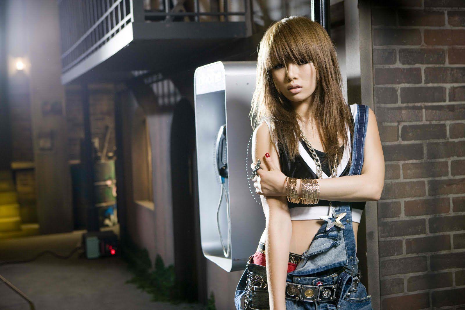 hyuna hair 14