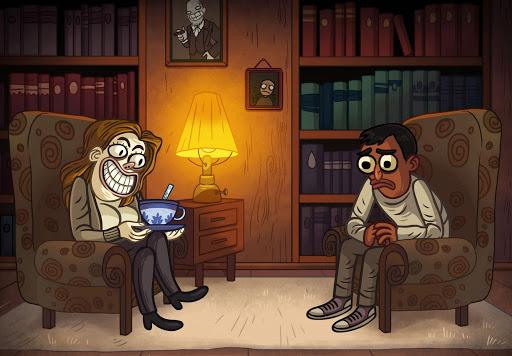 Troll Face Quest: Horror apkpoly screenshots 5
