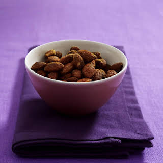 Curried Almonds.