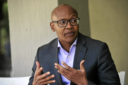Media mogul: Mzwanele Manyi bought the ANN7 television channel and The New Age newspaper. Lobby groups have called on Icasa to reject Infinity Media's bid for a free-to-air licence. Picture: SUPPLIED
