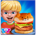 Burger Maker Crazy Chef icon