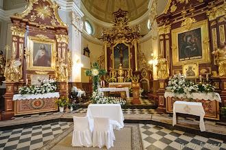 Photo: W klasztornym kościele w Alwerni