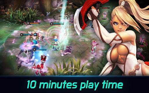 Iron League - Real-time Arena Teamfight 2.7.2 Cheat screenshots 5