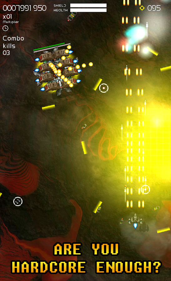 Xelorians - Space Shooter- screenshot