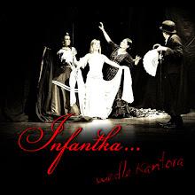 Photo: Teatr Tańca NTF spektakl Infantka... wedle Kantora