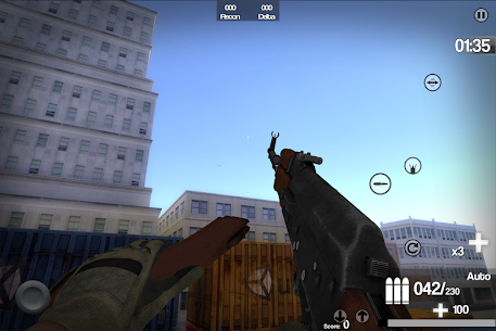 Coalition – Multiplayer FPS 3.341 [Mod + APK] Android 1