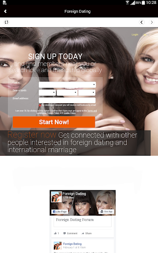 Åbning af e-mail til online dating