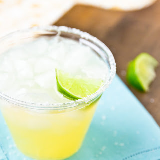 Pineapple Margaritas.