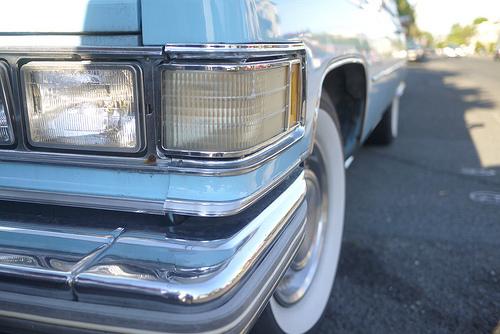Photo: Old Cadillac
