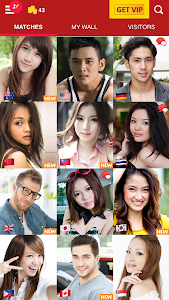 Asian Dating - Singles Mingle screenshot 1