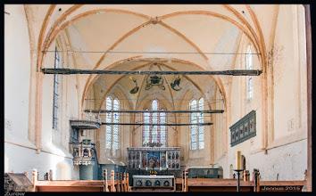 Photo: Gotische Dorfkirche Zurow aus Backstein vom Ende des 14. Jahrhunderts