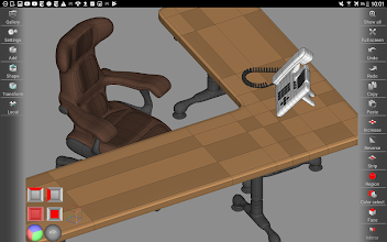 SDF 3D screenshot thumbnail