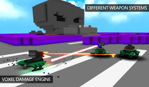 Blocky War Machines v1.00 Mod Money