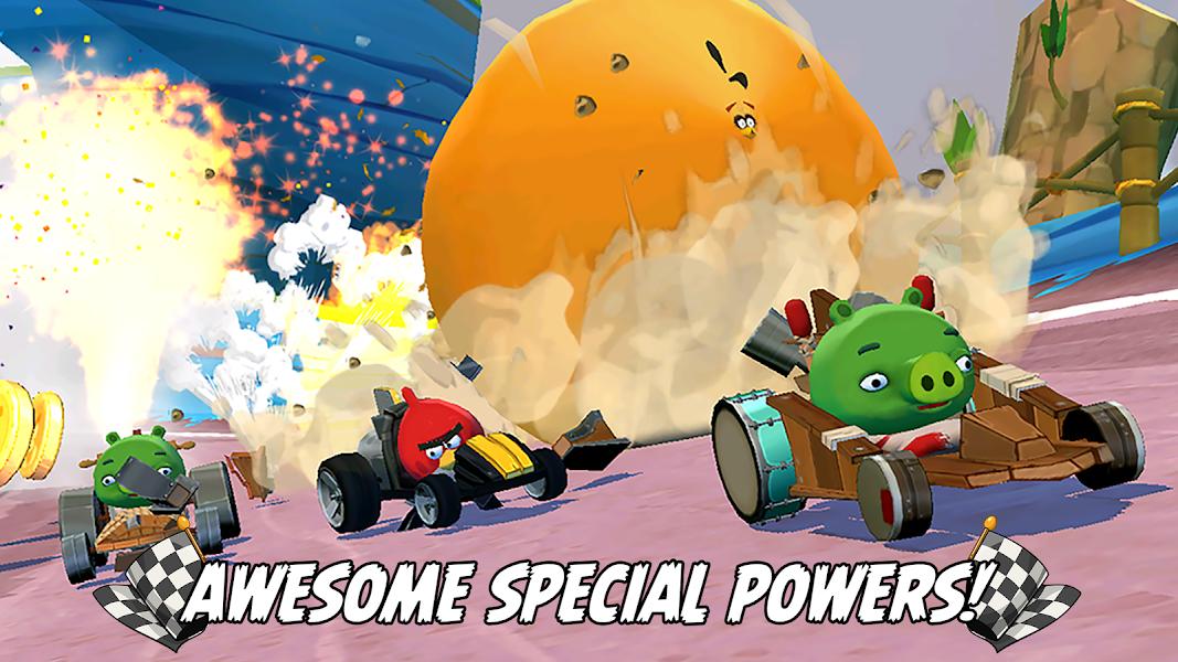 Angry Birds Go! v1.8.7 Mod APK