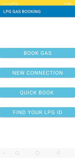 LPG Gas Booking screenshot 1