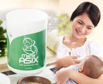 Teh Penambah ASI Mama ASIX Original