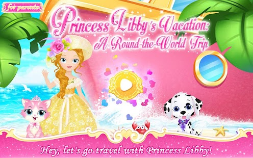 Princess Libby's Vacation- screenshot thumbnail