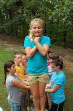 Photo: Trust Fall Teambuilding activity