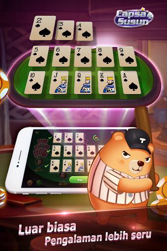 Capsa Susun(Free Poker Casino)