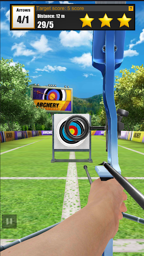Champion Archer 3D - screenshot