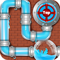 Connect Water Pipe icon