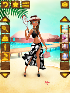 Vacation Summer Dress Up 8