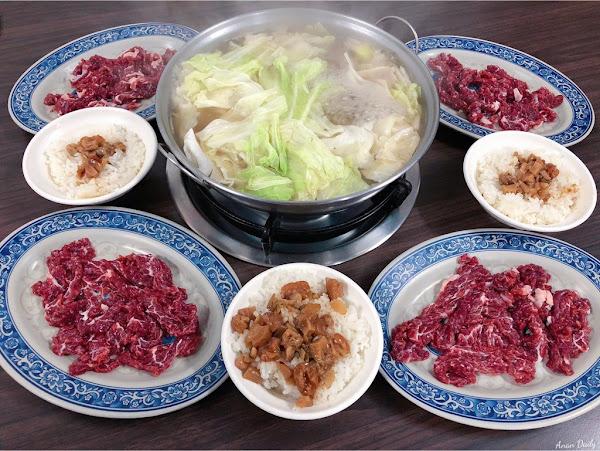 沒訂位吃不到的涮牛肉鍋/吃過都說讚的/超優質牛肉當日現宰/湖東牛肉館