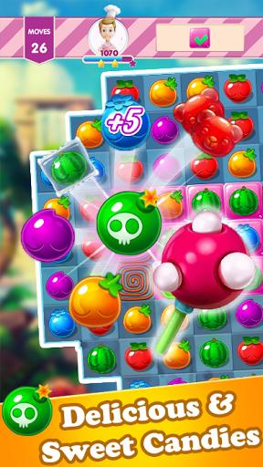 Screenshots von Candy Fruit Splash 2