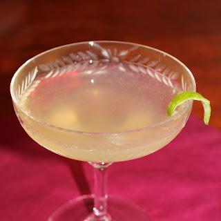 Darjeeling Gin Gimlet.