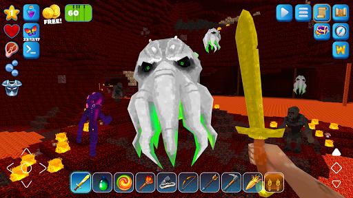 RaptorCraft 3D: Survival Craft u25ba Dangerous Worlds 5.0.4 screenshots 8