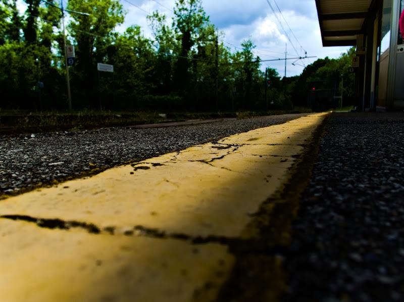 La linea gialla di Bat21