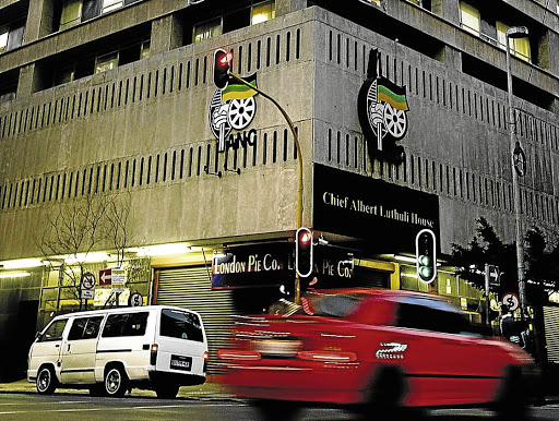 The writer argues the ANC has developed a university of corruption to mentor cadres in the art of corruption, and that EFF and the DA have joined the bandwagon.