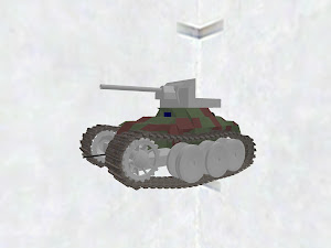 My First Armored Tank