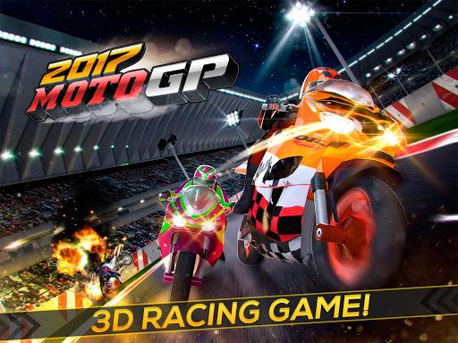 2017 Moto GP Racing - Speed Motorbike Competition 2.11.4 screenshots 4