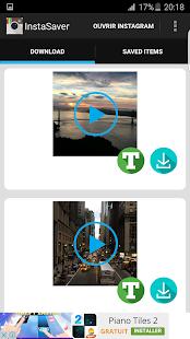 Instasave for instagram screenshot