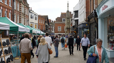 Photo: SATURDAY 7TH MAY,  WINCHESTER MAYFEST   http://www.hampshirechronicle.co.uk/news/14415652.Winchester_Mayfest_is_back_after_four_year_absence/