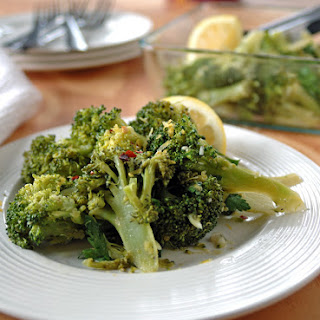 Broccoli with Gremolata